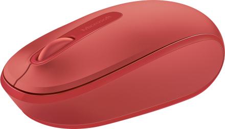 Microsoft Wireless Mobile Mouse 1850 (liekinpunainen)
