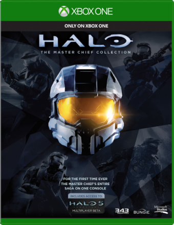 Halo: The Master Chief Collection Xbox Onelle