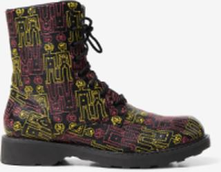 Desigual humans military boots - BLACK - 39