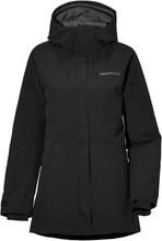 Didriksons Alta Women's Jacket 2 Dam Parka Svart 46