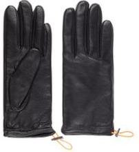 J.LINDEBERG Jl Leather Gloves Kvinna Svart
