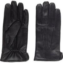 J.LINDEBERG Bono Leather Gloves Man Svart