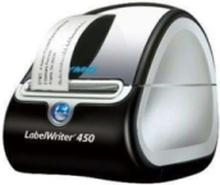 LabelWriter 450 Turbo Drukarka etykiet - Monochromatyczny - Bezpo?rednia termiczna