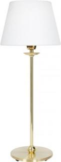 Konsthantverk Tyringe Lampfot UNO Mässing (Storlek: Mellan 570mm)