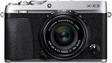 Fujifilm X-E3 + 23/2,0 WR Silver, Fujifilm