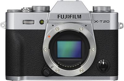 Fujifilm X-T20 Silver, Fujifilm