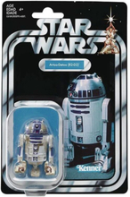 Star Wars The Vintage Collection - R2-D2 - SKADAD FÖRPACKNING