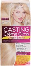 Loreal Paris Casting Creme Gloss 1021 Extra Ljus Pärlemorblond