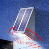 Solarväggspotlight PIR LED Super Effect