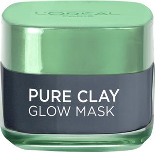 Loreal Paris Skincare Pure Clay Glow Mask 50 ml