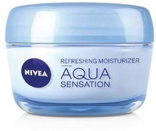 Nivea Aqua Sensation Refreshing Moisturizer