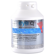 Eye Q chews 180 tablettia
