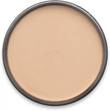 Organic Compact Cream Foundation, 4,5 g, Beige clair