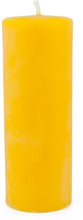 Blockljus Bivax, 4,8 x 14 cm