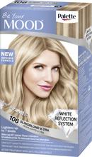Schwarzkopf MOOD Blonde Hårfärg 106 Slingblond X-tra