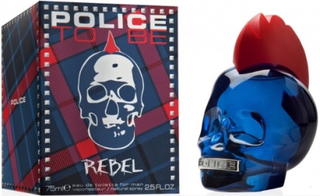 Police To Be Rebel Herr 75ml