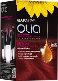 Garnier Olia Hårfärg 6.60 Intense Red
