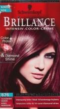 Schwarzkopf Brillance Intensive Color Creme 876 Noble Mahogany
