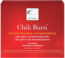 New Nordic | Chili Burn