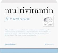 New Nordic | Multivitamin för Kvinnor