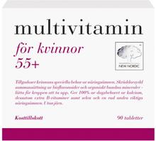 New Nordic | Multivitamin för Kvinnor 55+