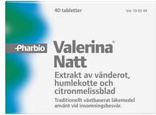 Pharbio Valerina Natt