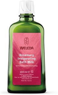 Weleda | Rosemary Invigorating Bath Milk, 200 ml