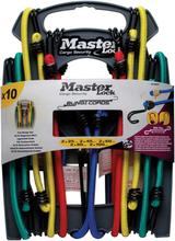 Master Lock bardunsæt 10 stk. Twin Wire 3043EURDAT
