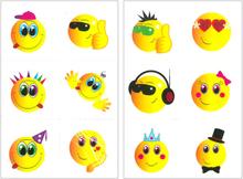 Emoji Tatueringar