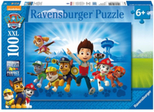 The team of Paw Patrol 100pcs. XXL