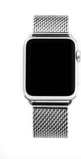 Apple watch / apple watch 2 milanese rostfri stållänk 38mm