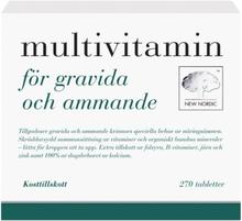 New Nordic | Multivitamin för Gravida & Ammande