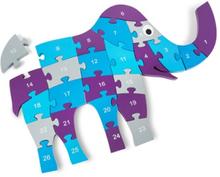 BuitenSpeel - Pussel 26 Bitar - Elefant