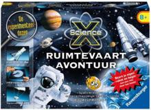 ScienceX Space Adventure