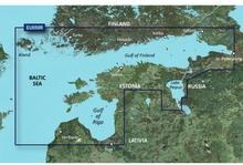 Gulfs of Finland & Riga Garmin VEU050R - BlueChart g2 Vision mSD/SD