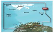 Vestfjd-Svalbard-Varanger Garmin HXEU054R - BlueChart g2 mSD/SD