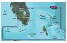Florida and Bahamas Southeast VUS010R Garmin microSD™/SD™ card