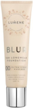 Lumene Blur 16H Longwear Foundation SPF 15 Ultra Light