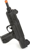 Pistol maskinvapen UZI militär i plast One-size