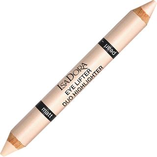IsaDora Eye Lifter Duo Highlighter, IsaDora Eyeliner