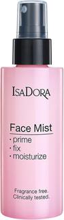 IsaDora Prime Fix Moisturize Face Mist, 100 ml IsaDora Ansiktsvann