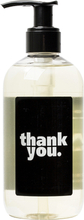 Osta Liquid Soap Black, Thank You 300 ml Savon de Marseille Käsisaippua edullisesti