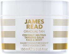 Köp James Read Coconut Melting Tanning Balm, Coconut Melting Tanning Balm 150 ml James Read Brun utan sol fraktfritt