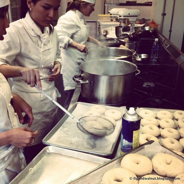 Bagels and Bread Preferments