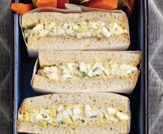Egg Salad Supreme: #SeriousSandwich #2