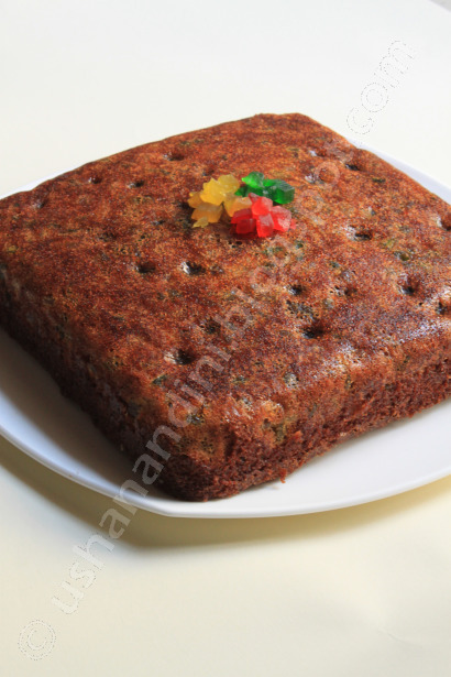 Christmas Fruit Cake/Plum Cake