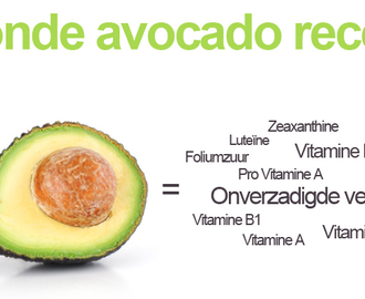 9x Avocado recept | Gezond recept met avocado