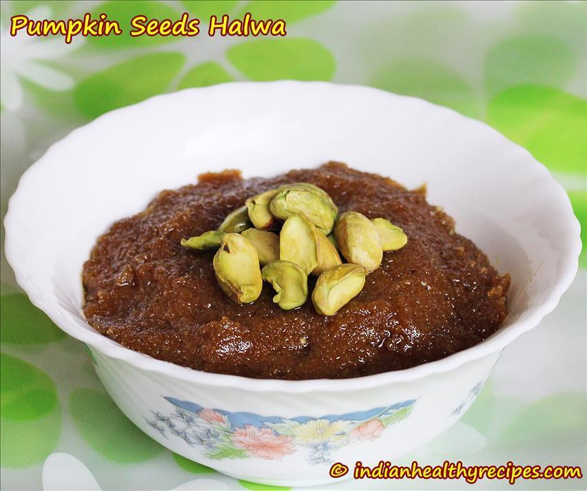 Oats Halwa | Pumpkin seeds halwa