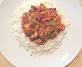 {RECIPE} Chilli Con Carne