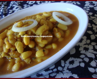 Cannellini Beans Curry